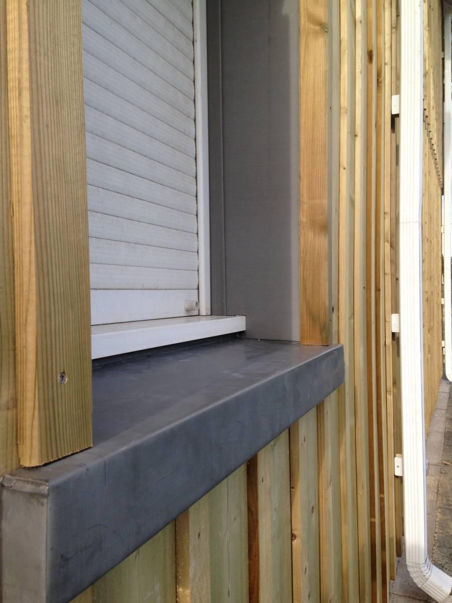 Entourage De Fenetre En Bois appuis de fenêtre en zinc - cbl