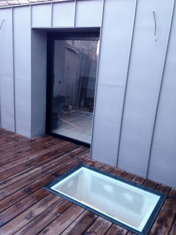 Suite Realisation D Une Terrasse Tropezienne Sur Bordeaux Centre Cbl